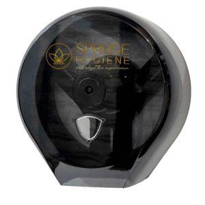 Toilet Paper Dispenser (Black)