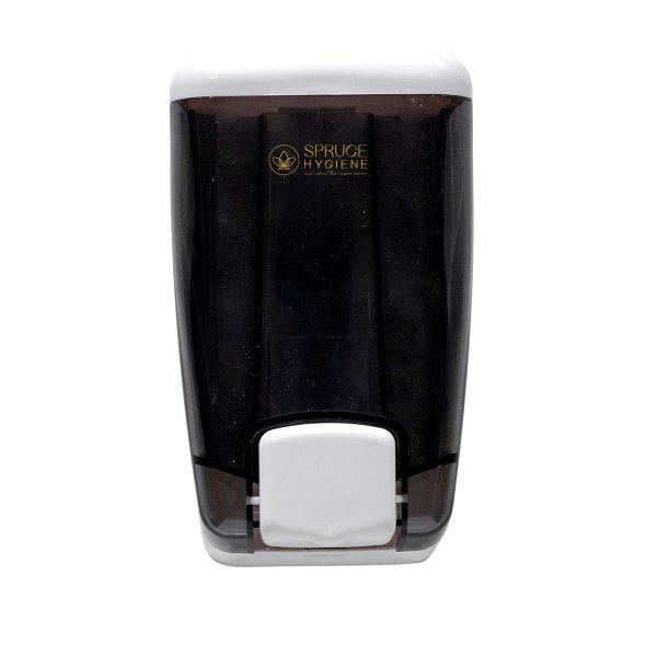 Hand Sanitizer Dispenser (Black- Transparent)