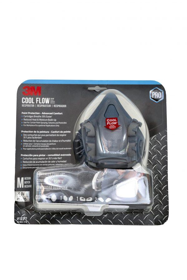 3M cool flow Respirator