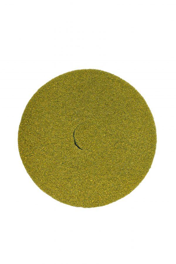 45cm Twister floor pad Green