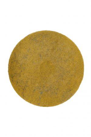 45cm Twister floor pad Yellow