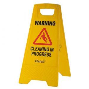 Wet Floor- Caution Board