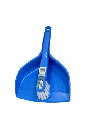 Geelong brush- Value dustpan set