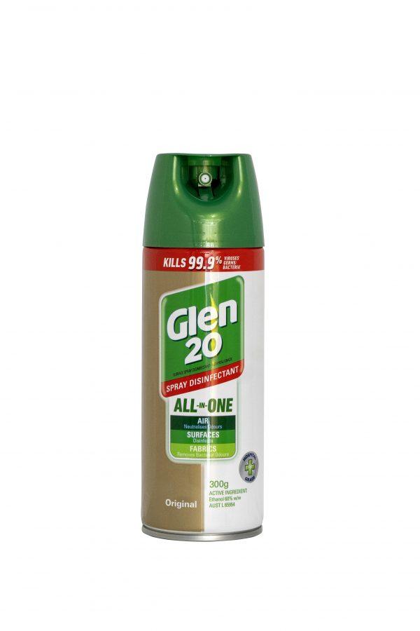 Glen 20 Spray Disinfectant
