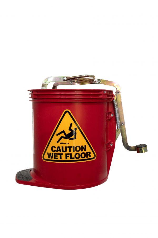 Mop Bucket (Red)