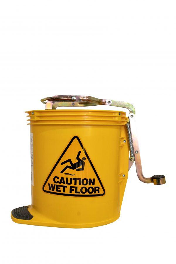 Mop Bucket (Yellow)