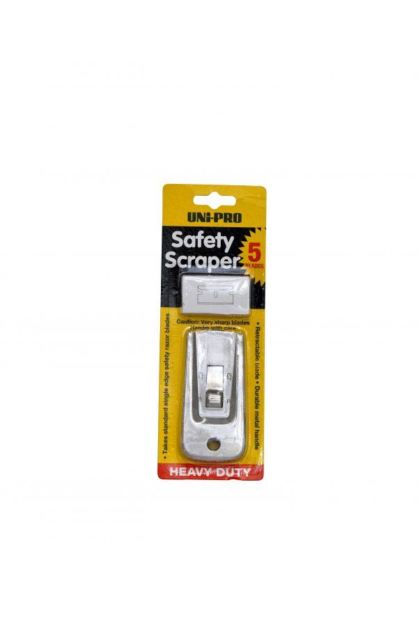 UniSafe Heavy Duty Safety Paint Scraper