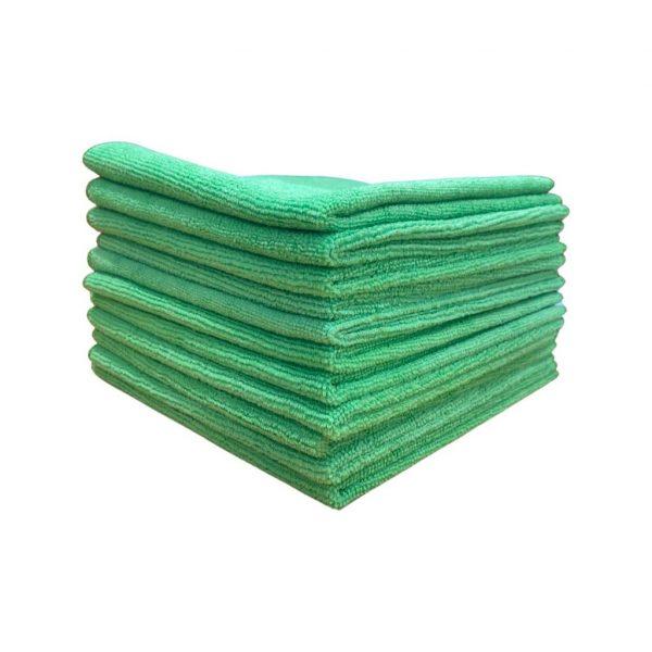 Microfibre Cloths (Green)