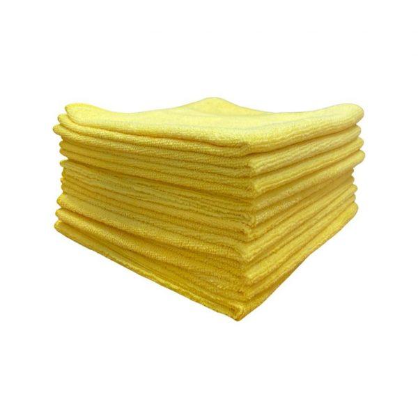 Microfibre Cloths (Yellow)