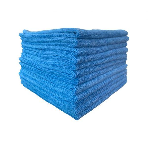 Microfibre Cloths (Blue)